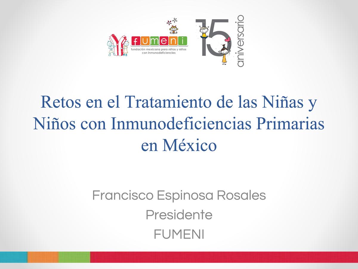 Pag. Francisco Espinosa Presentación Senado-1
