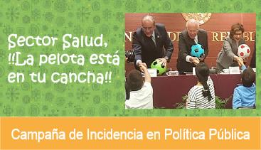 Sector Salud: La Pelota está en Tu Cancha