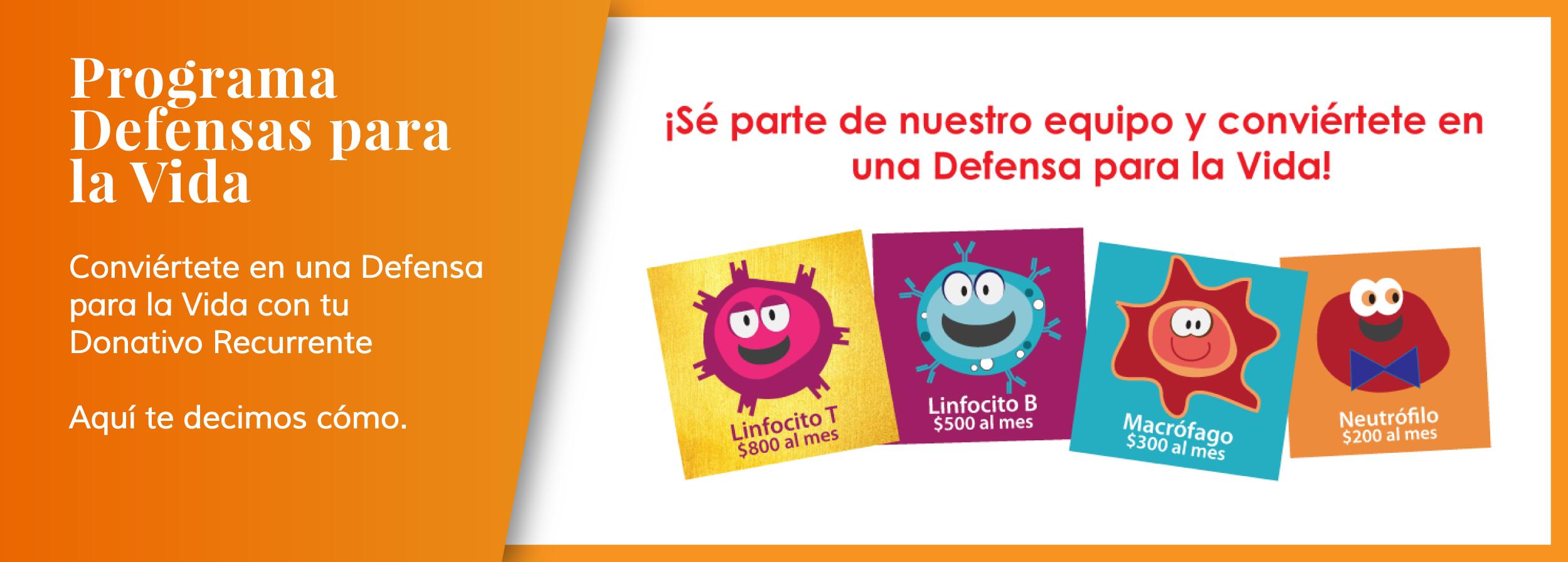 Programa Defensas para la Vida